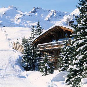 3 pièces, 6 personnes skis aux pieds / Domaine du Jardin Alpin 405B (Montagne de charme)