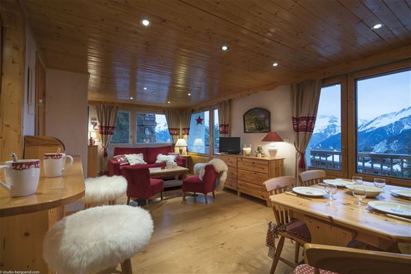 2 rooms 4 people / Forêt du Praz 201