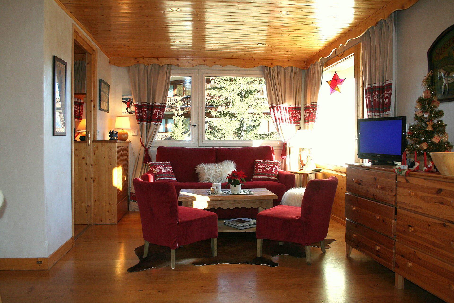2 rooms 4 people / Forêt du Praz 201