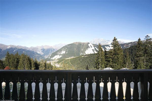 2 pièces mezzanine / Balcon de Pralong 31 (Montagne de Charme)