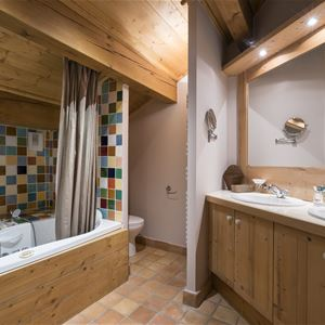 6 rooms 10 people / Chalet Alpinium (Mountain of charm)