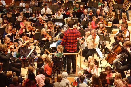 Copenhagen Phil, Et symfoniorkester kommer til Guldborgsund