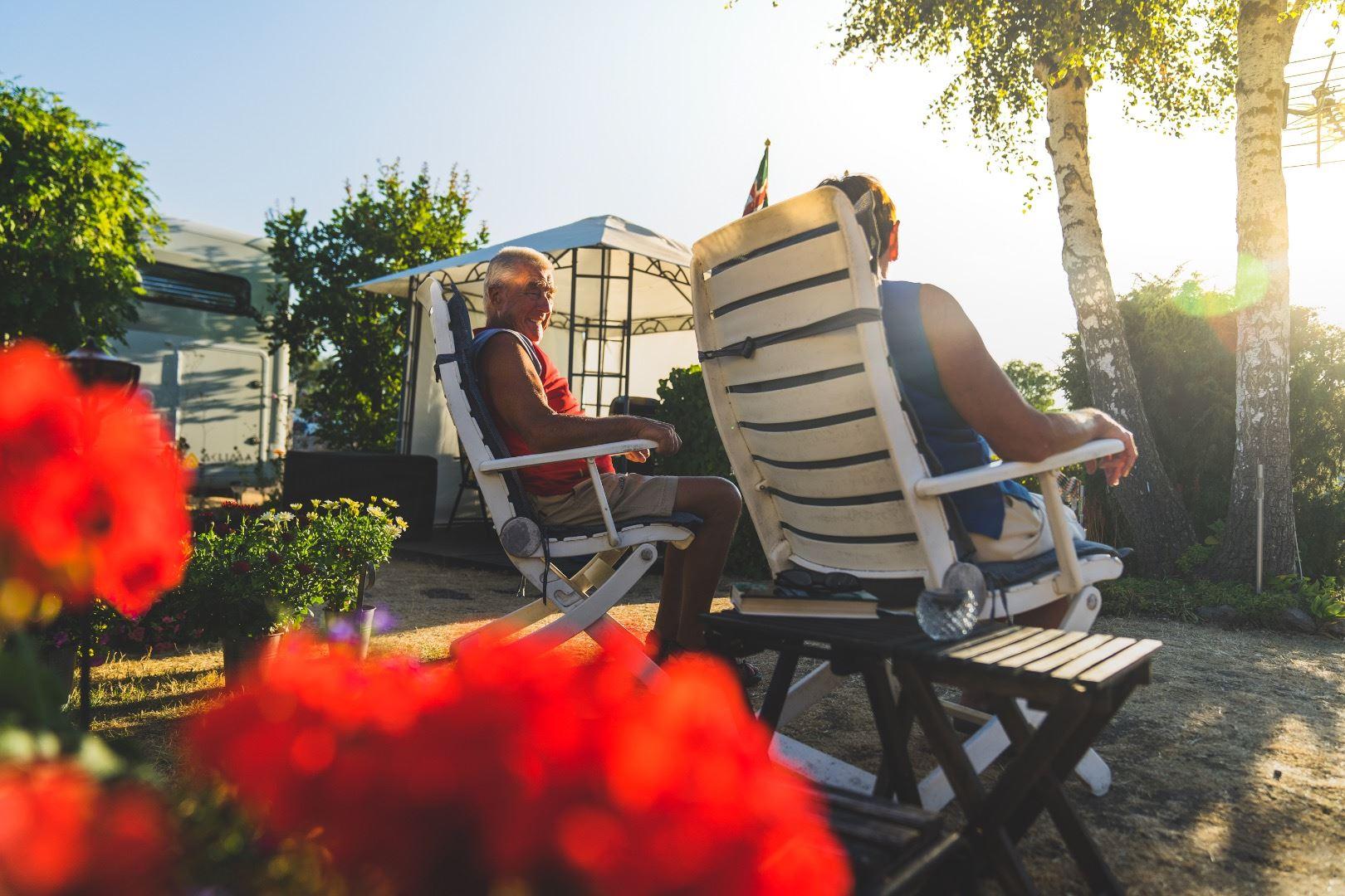 Haga Park Camping & Ferienhäuser