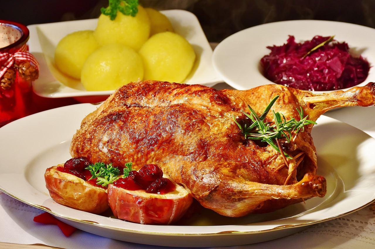 Julbord Restaurang Hembygdsgården i Ljusdal