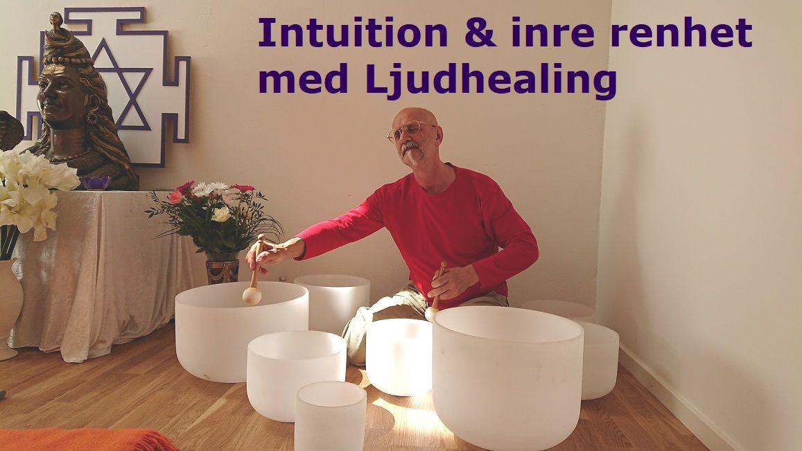 Intuition och inre renhet med ljudhealing