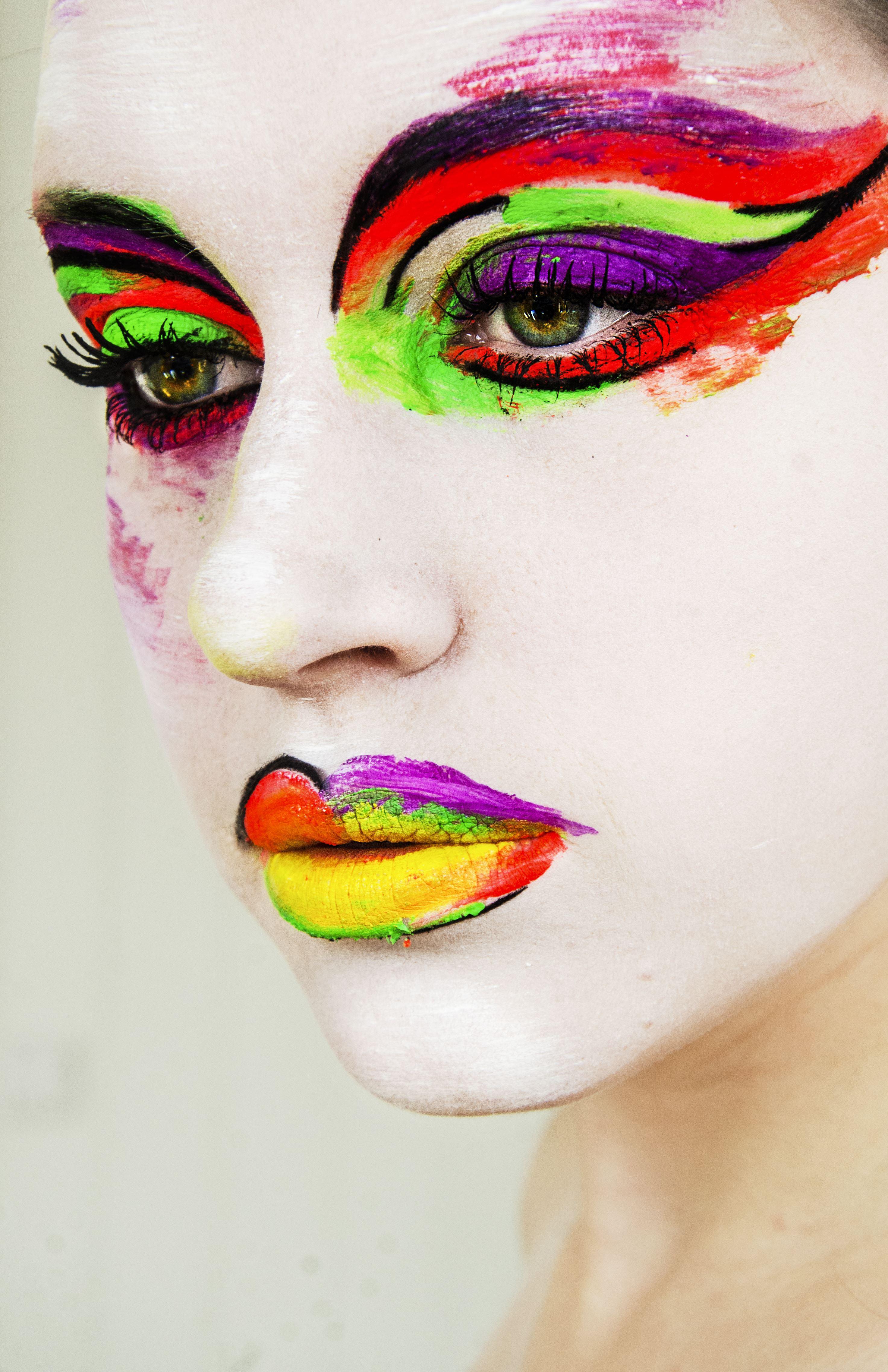 Felicia Wallin ,  © Felicia Wallin , BeyondBoldandBeautiful -  utställning