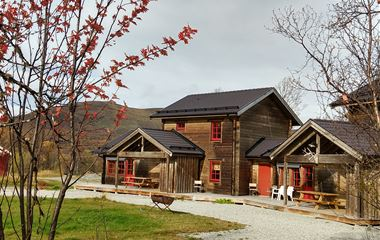 Tänndalsvallens Fjällstugor Cottages