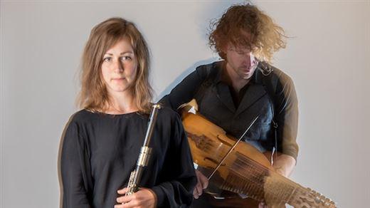 Barock- och folkmusik med Duo West/Rydvall