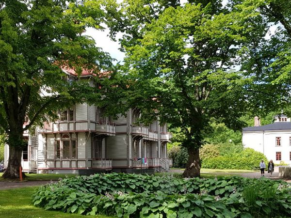 STF Hjo/Villa Eira Vandrarhem