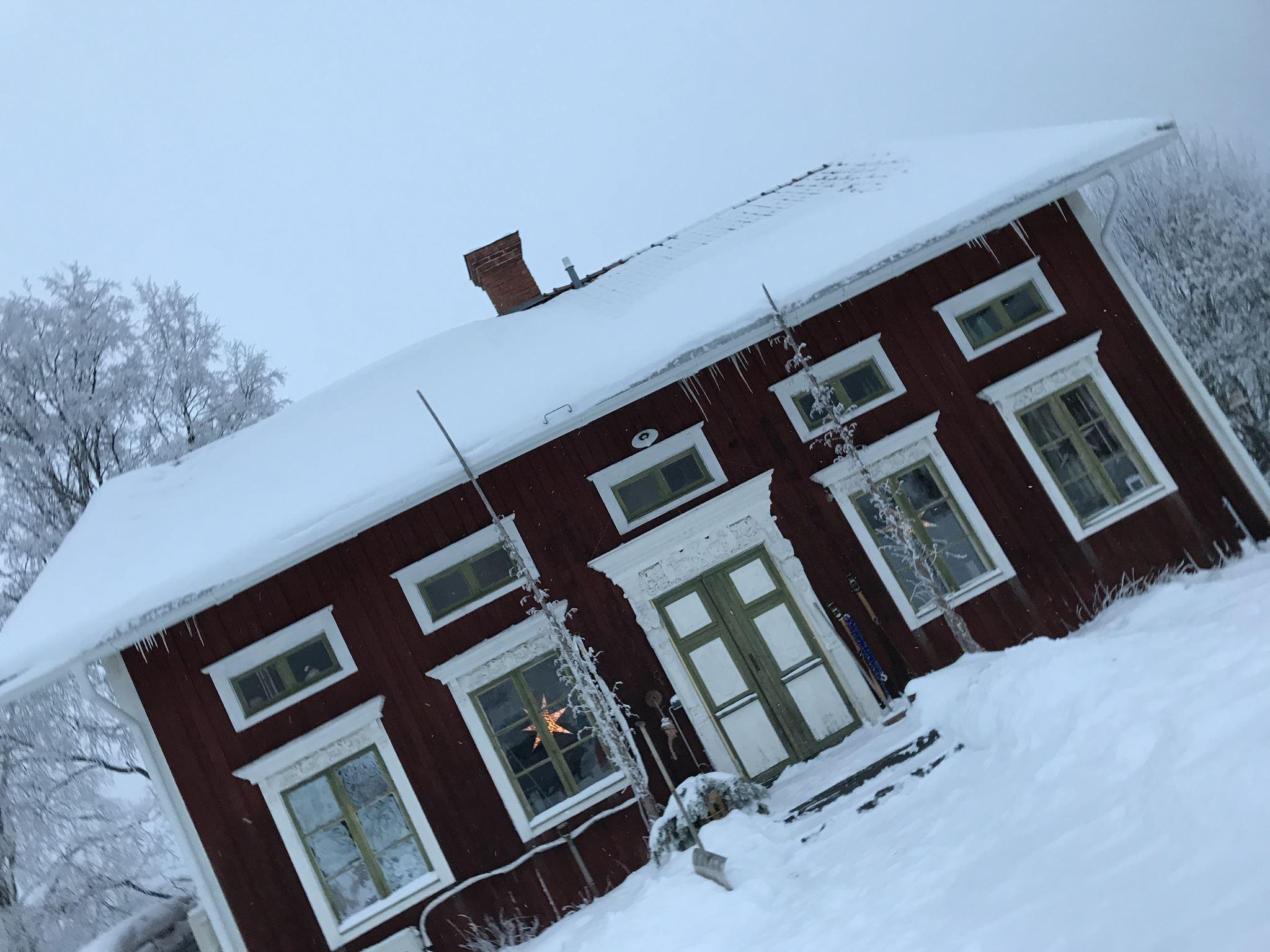 HV120 Gårdshus i Sörviken