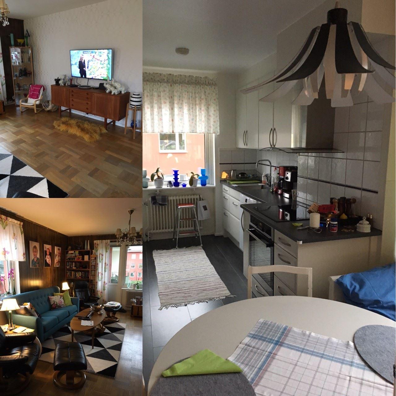 HL121 Lägenhet Blomängen