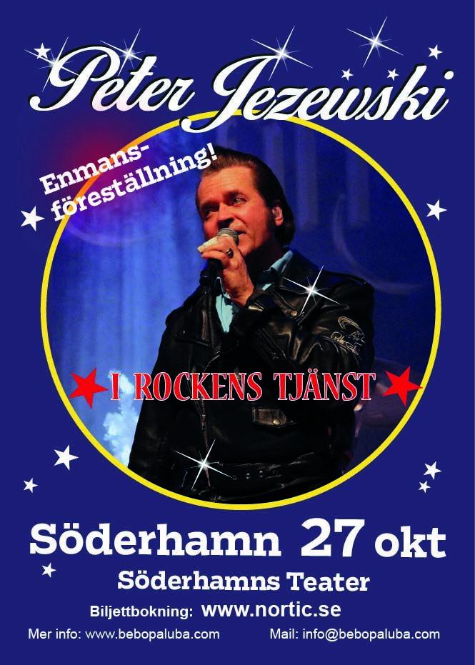 Peter Jezewski - I rockens tjänst