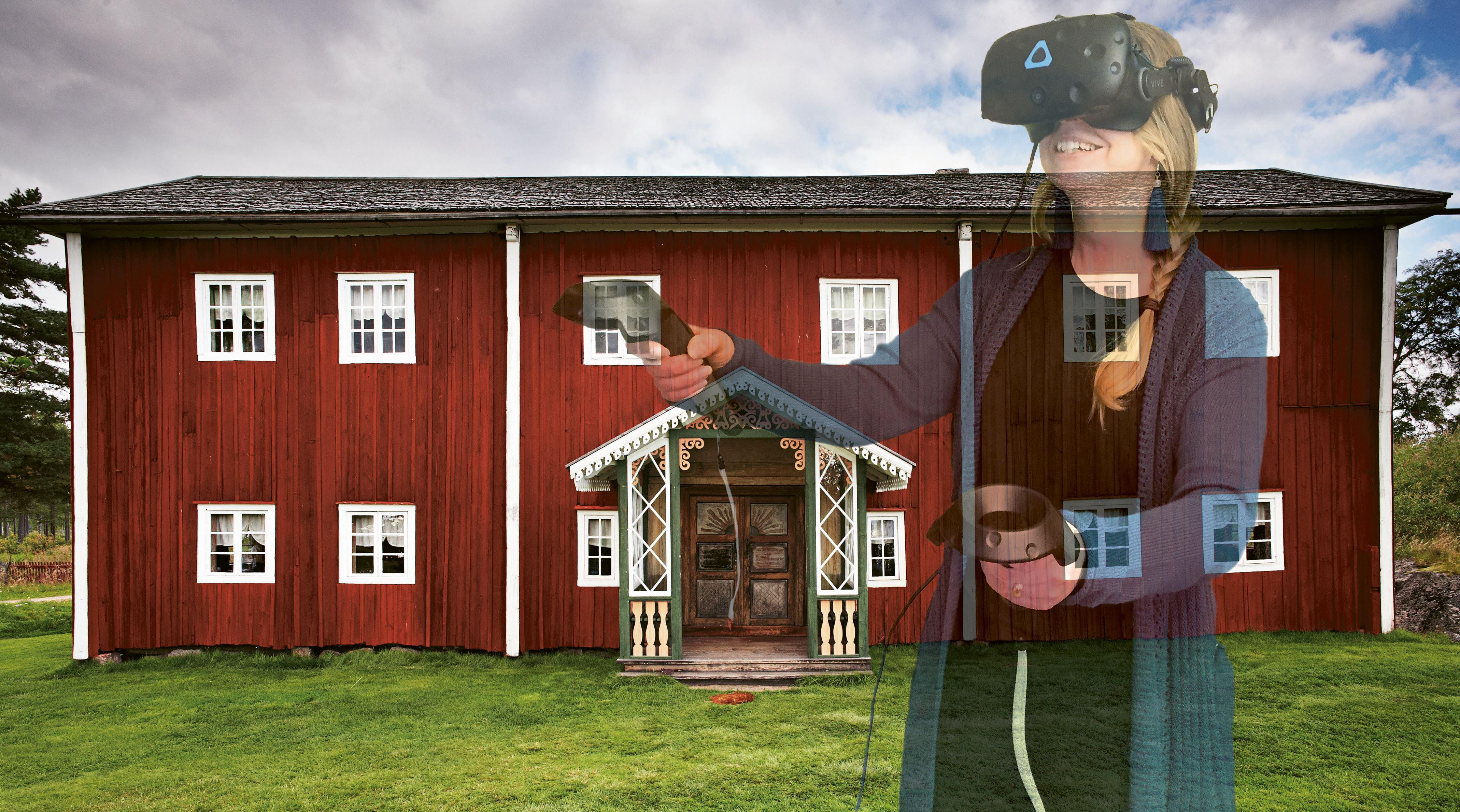 Nyhet! VR på museet