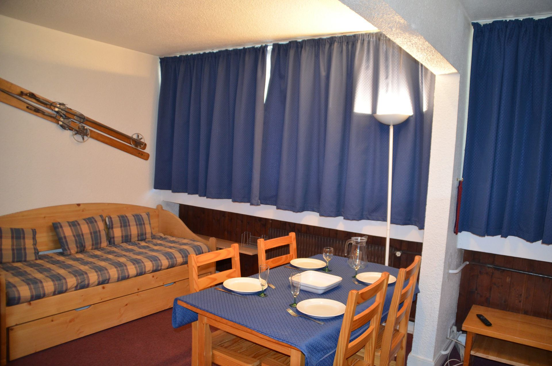 2 Rooms 4 Pers ski-in ski-out / BEAUFORTAIN 24