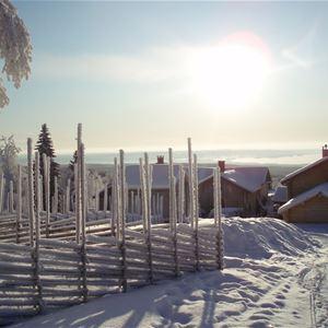 Smidgården in Fryksås