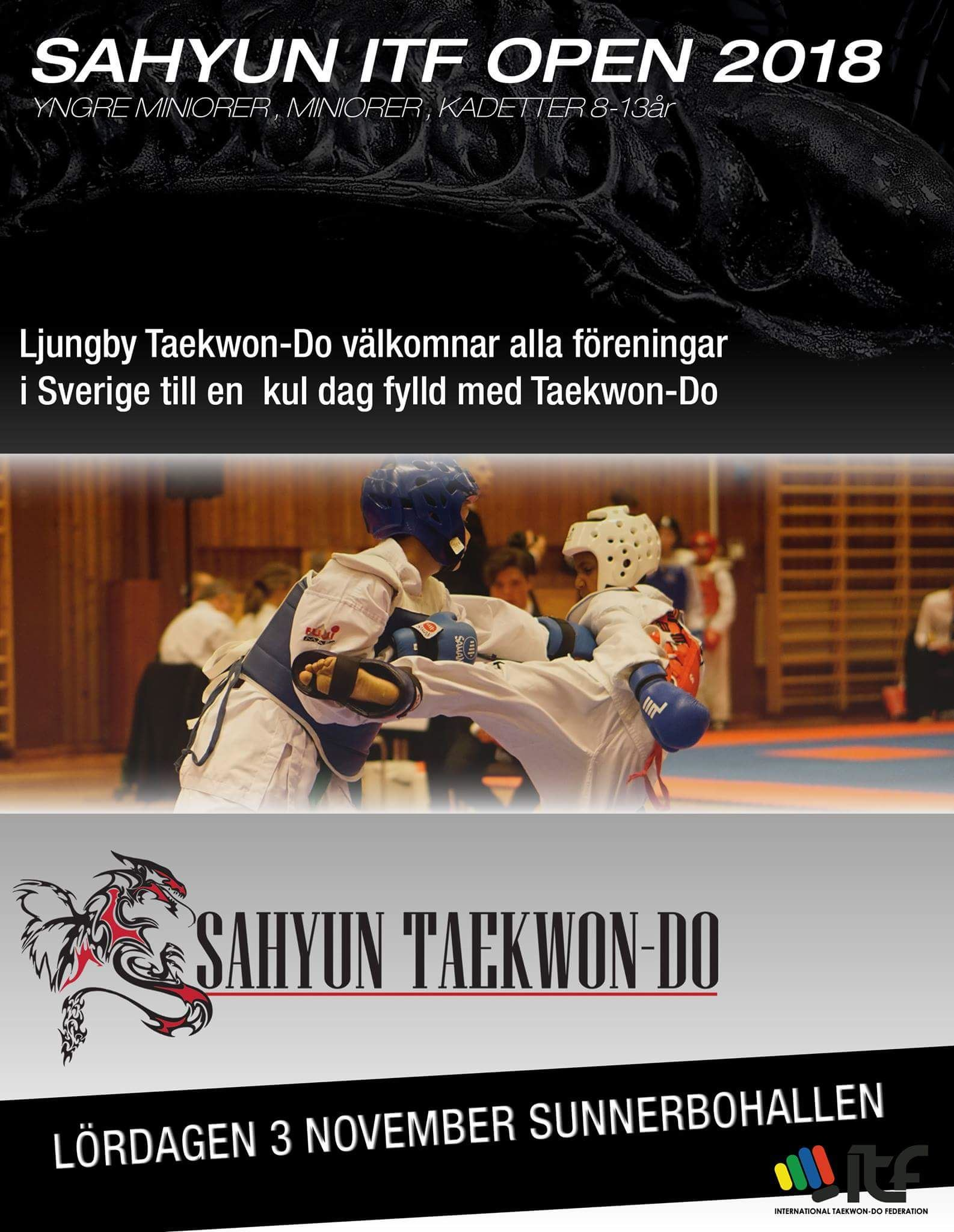 Ljungby Taekwon-Do