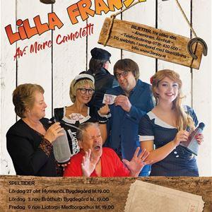 Teater: Lilla Fransyskan