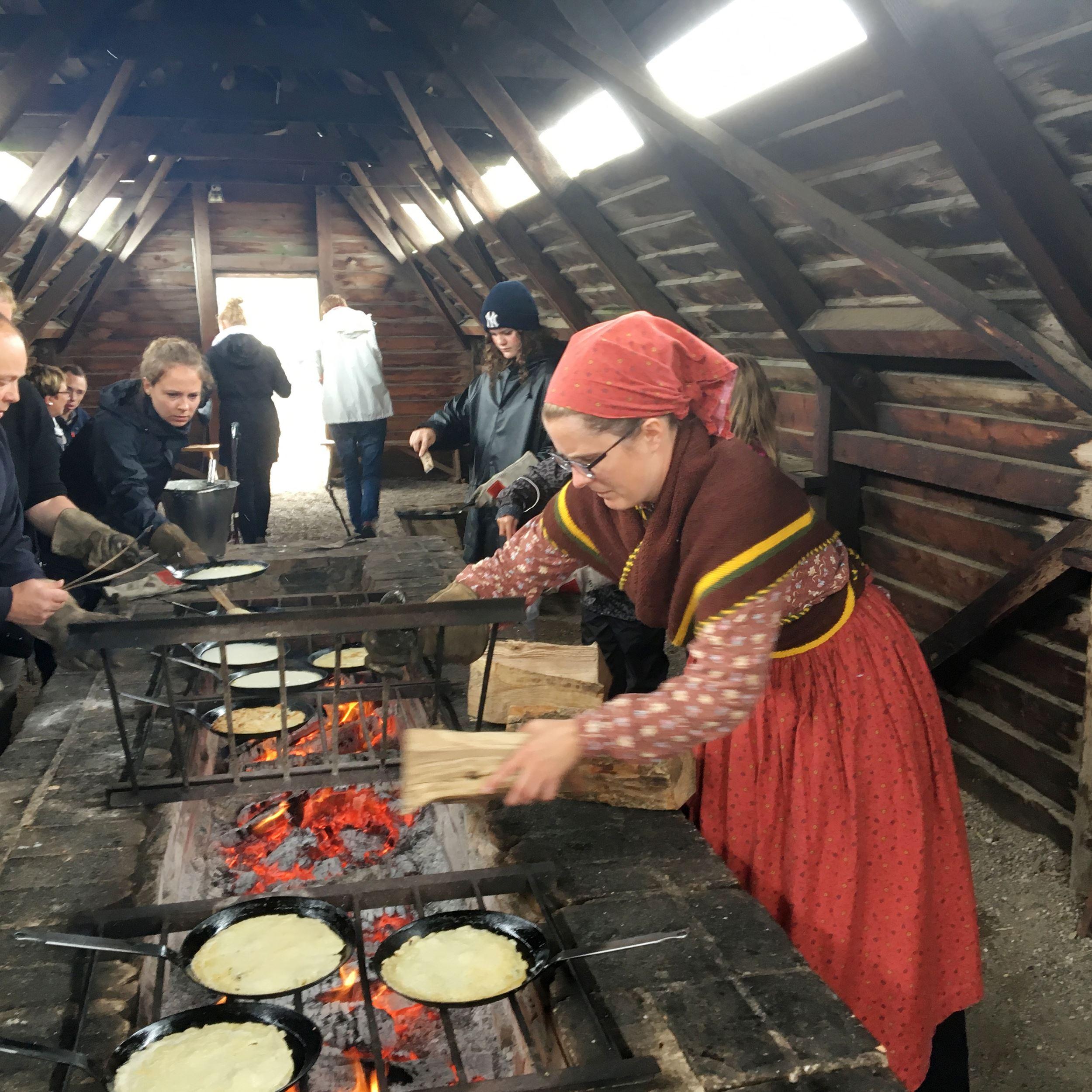 Efterårsferie på Historiecenter Dybbøl Banke