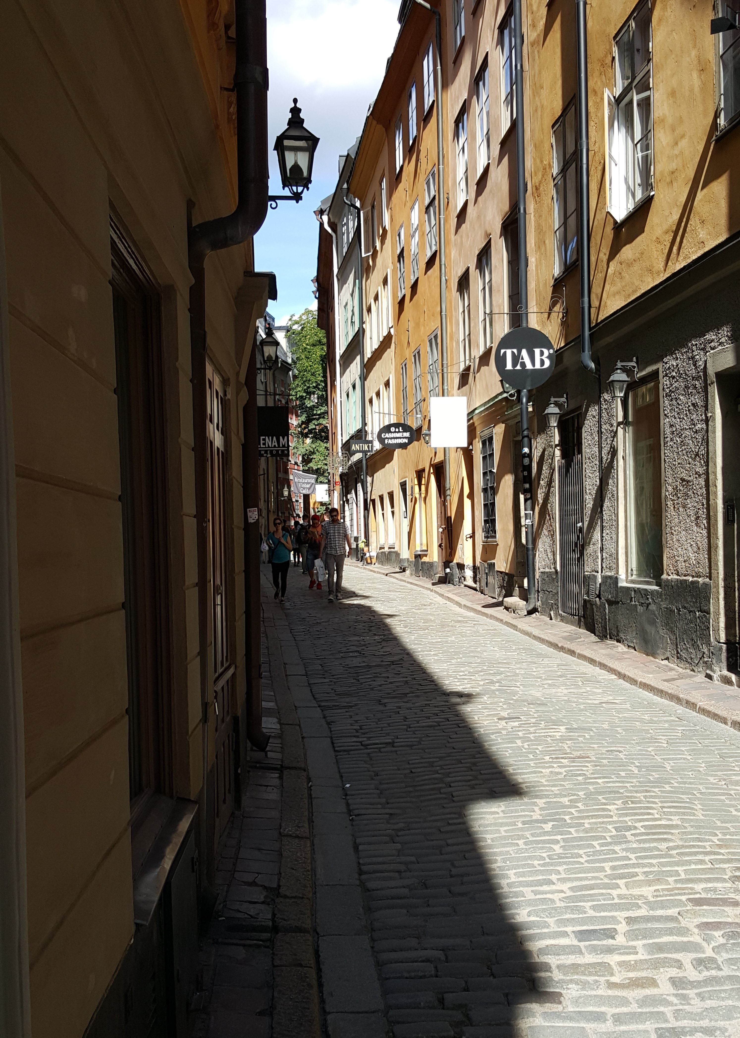 Stadsvandring i Gamla stan, Stadsvandringar i Stockholm