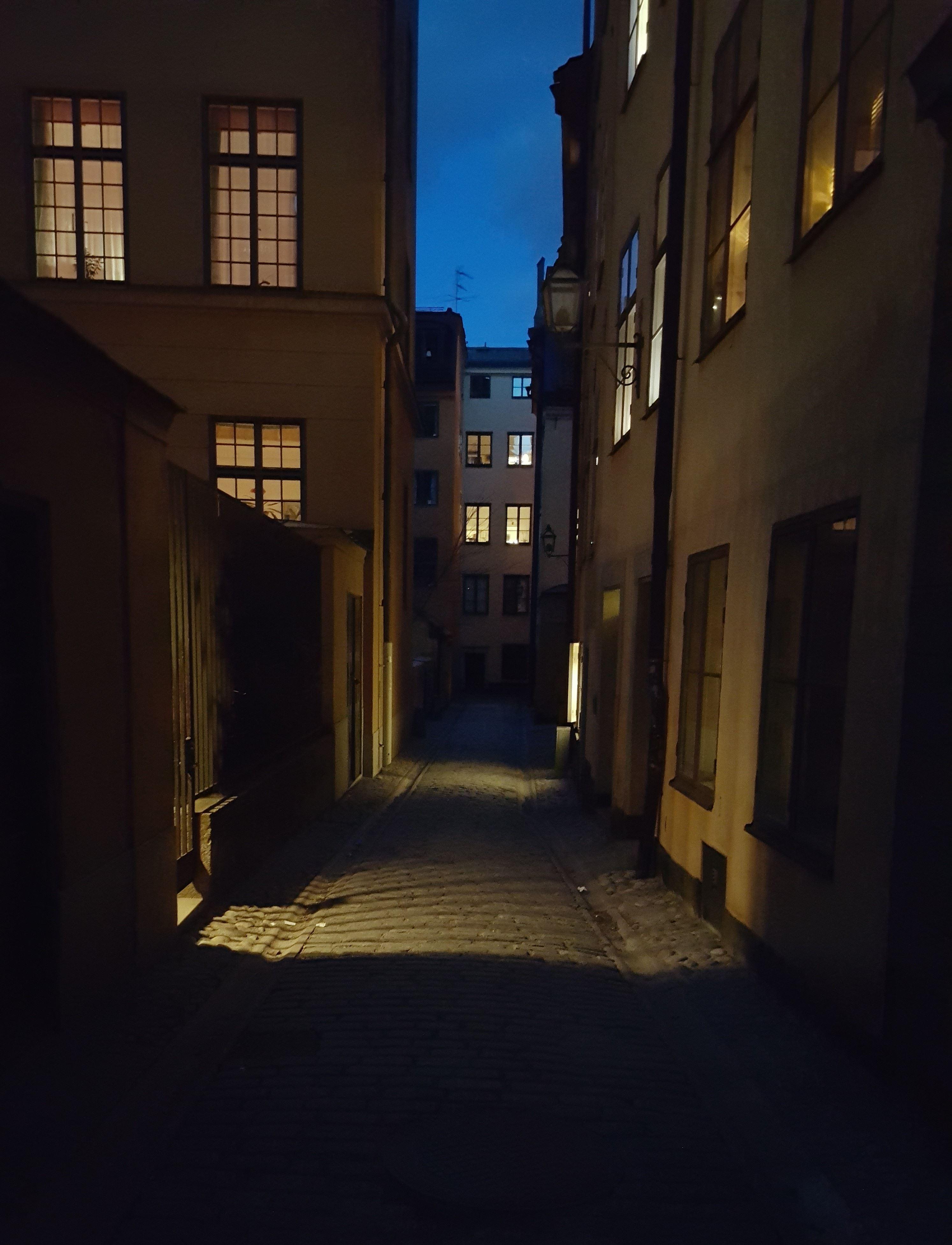 Spökvandring för barn, Stadsvandringar i Stockholm
