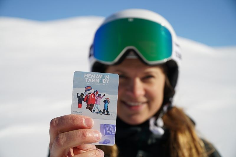 Skipass incl Key card (copy)
