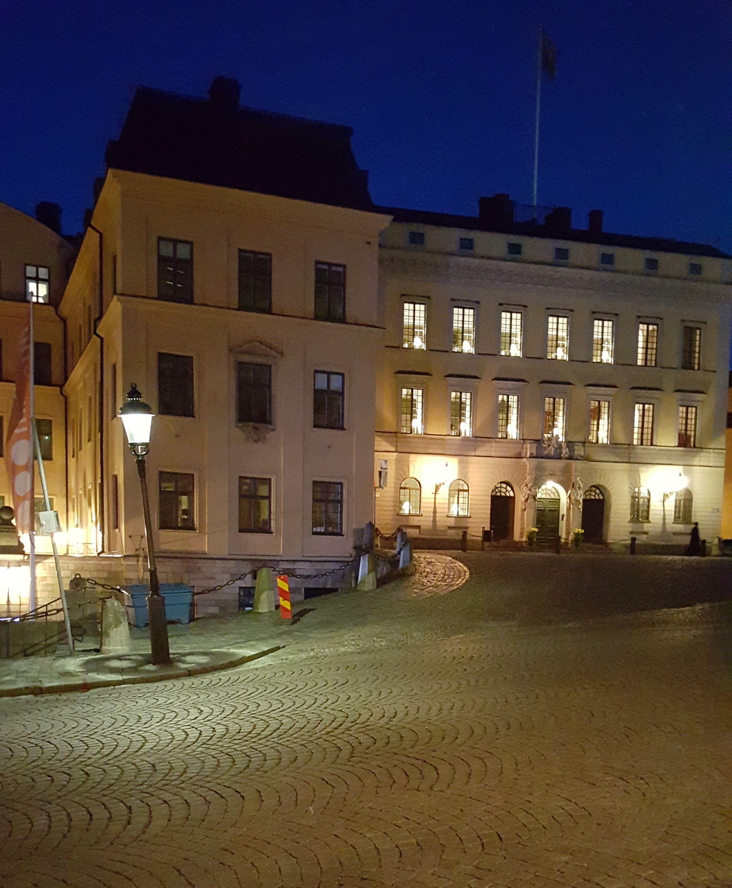 Mordvandring, Stadsvandringar i Stockholm
