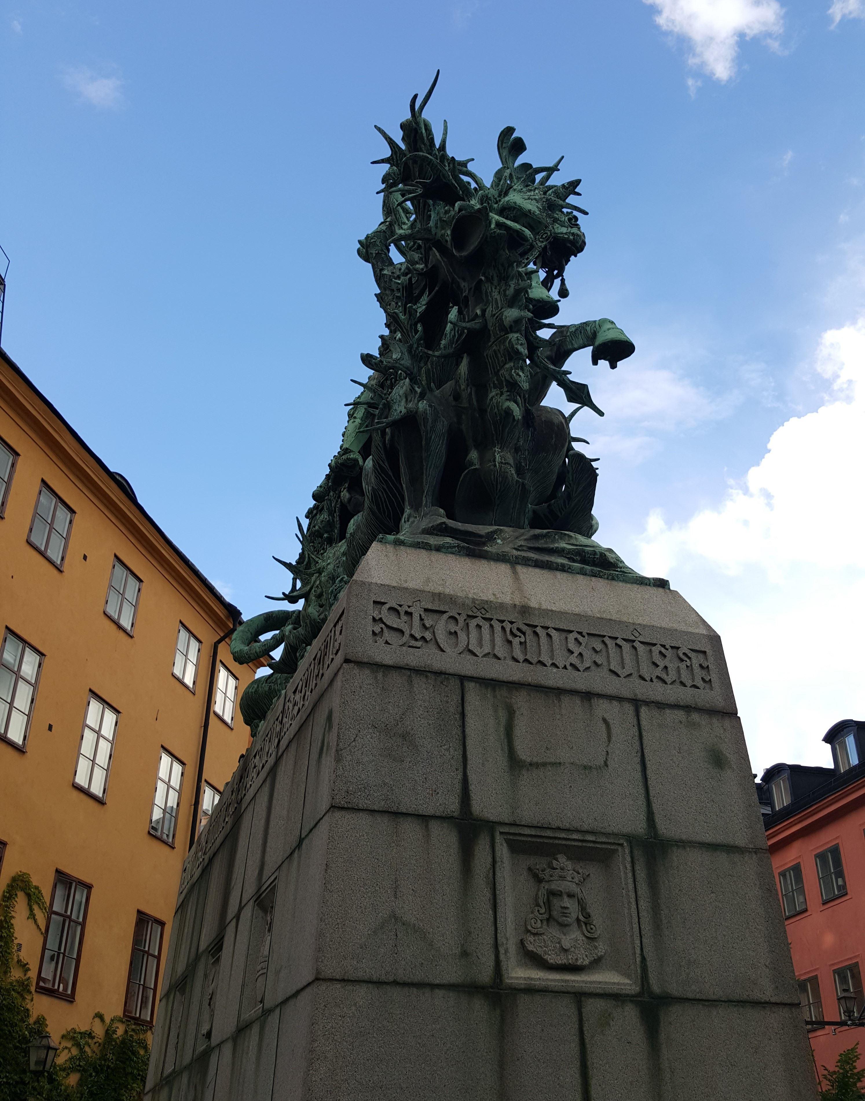 Andra världskrigets Stockholm, Stadsvandringar i Stockholm