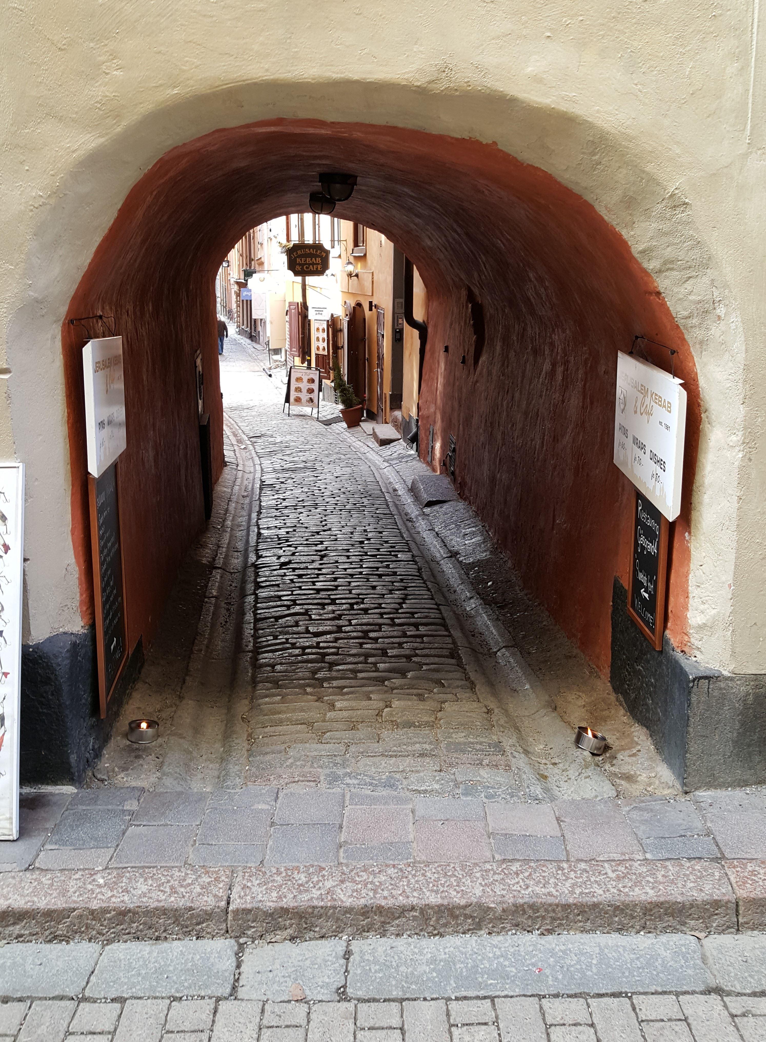 Gamla stans hemligheter, Stadsvandringar i Stockholm