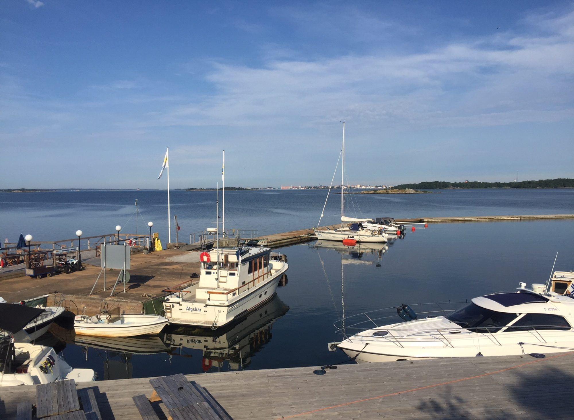Guest harbor - Säljö Brygga