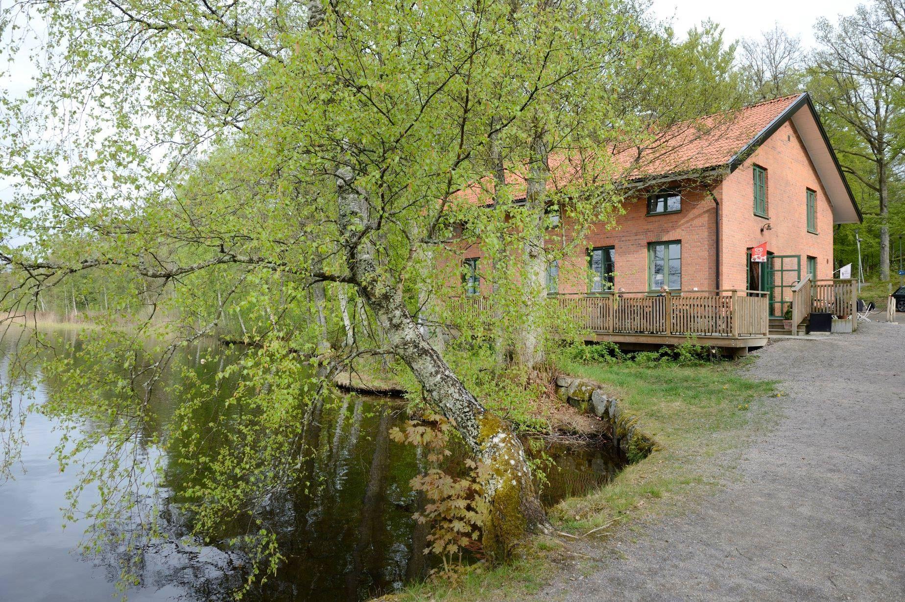 Brygghuset – Schlosscafé Teleborg