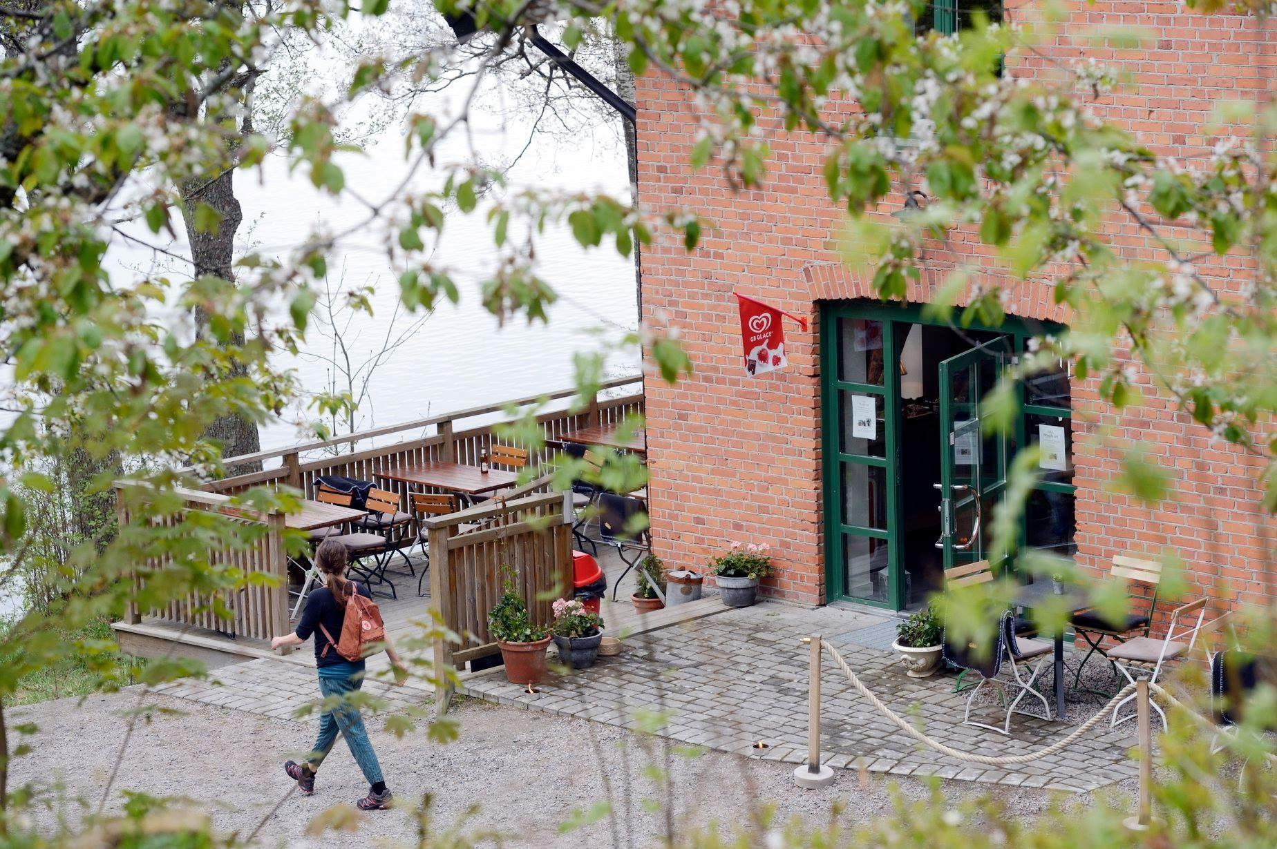 Brygghuset - Teleborgs slottscafé