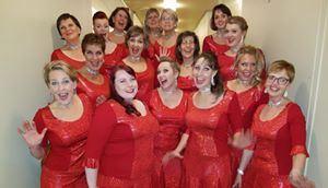 SeaSide Singers julkonsert: A Wonderful Christmas Time