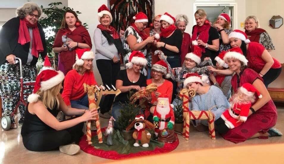 Julkonsert: Väntan på Julen med Vivakören