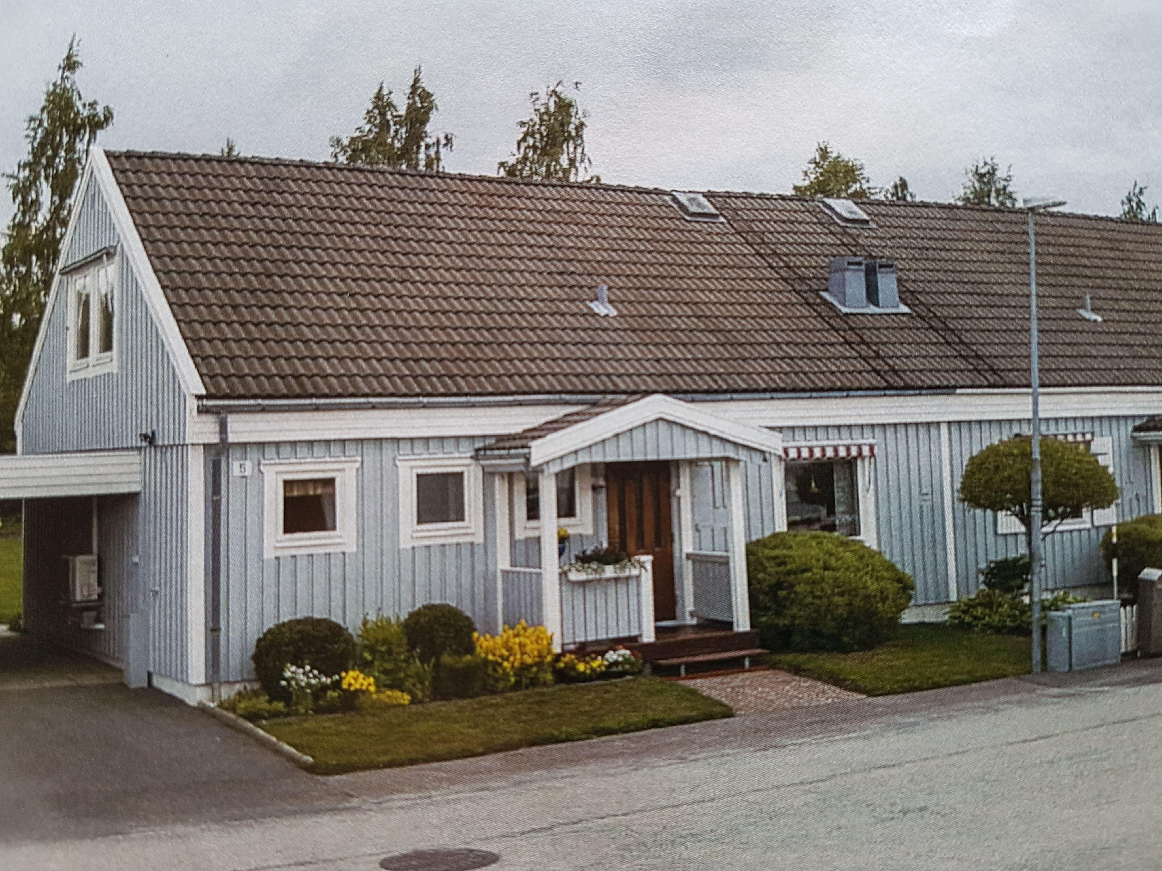 HV123 Hus i Odensala