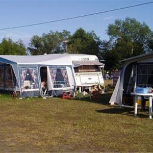 Sandbybadets Camping/Camping
