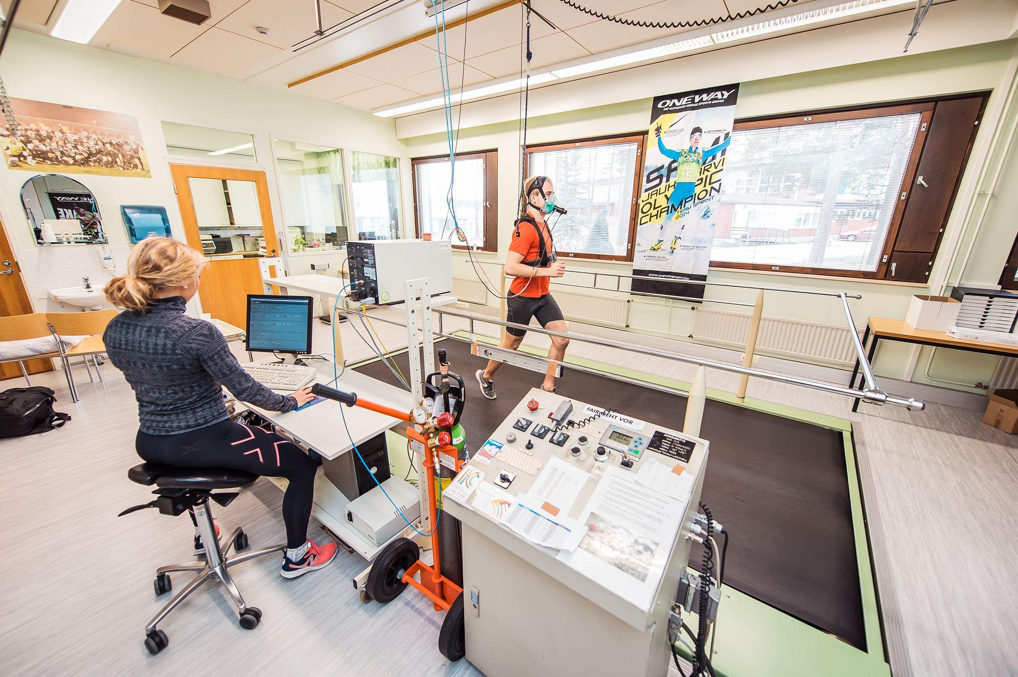 Liikuntakeskus Pajulahti