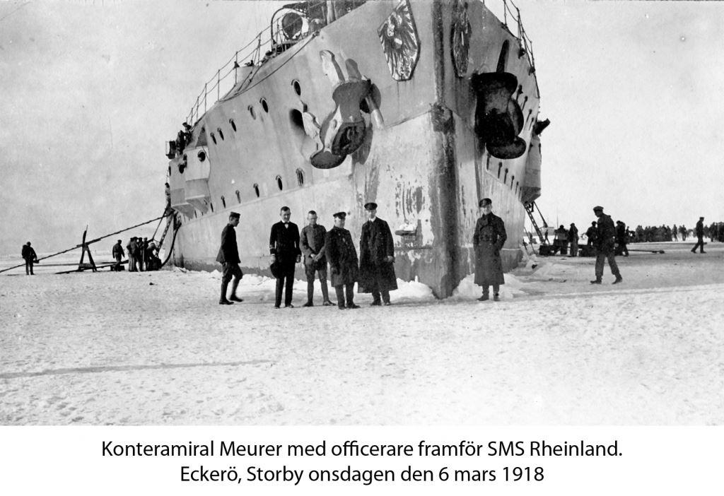 Utställning: 1918 – brännpunkt Åland