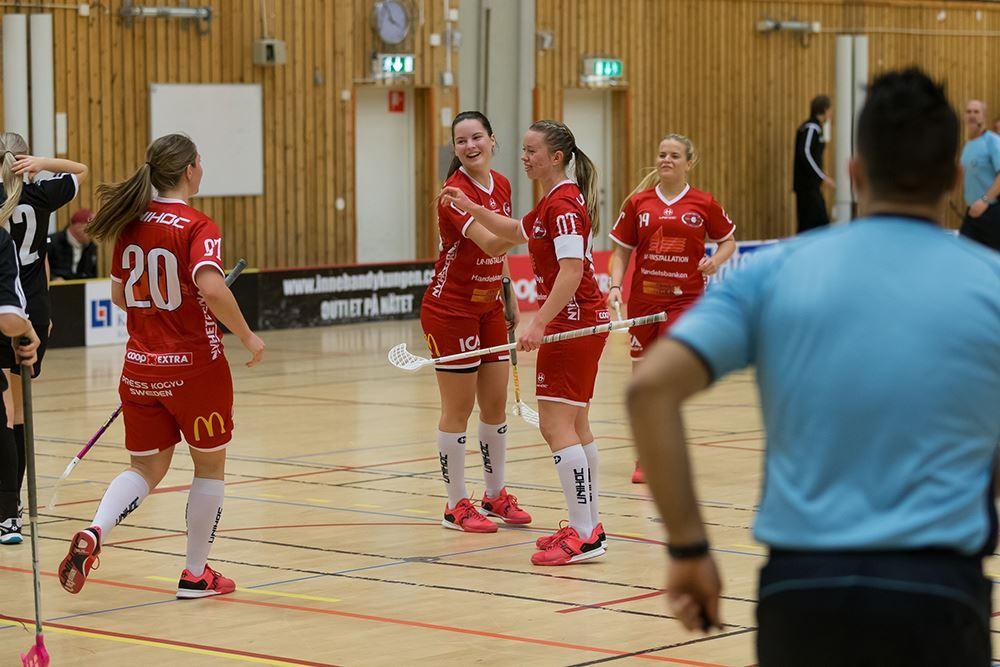 Craftstadens Division 1 dam match
