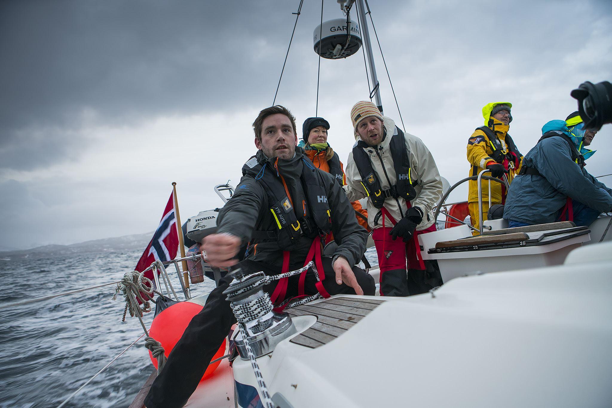 © Mats Grimsæth/SeilNorge, Adventure photography with Mats Grimsæth