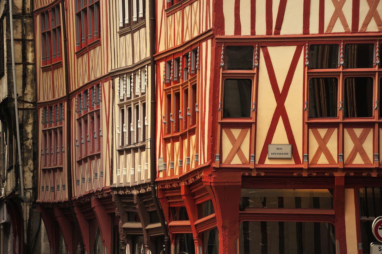 La communauté juive de Rouen, du Moyen Âge à nos jours
