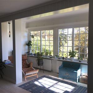 HV124 House at Frösön