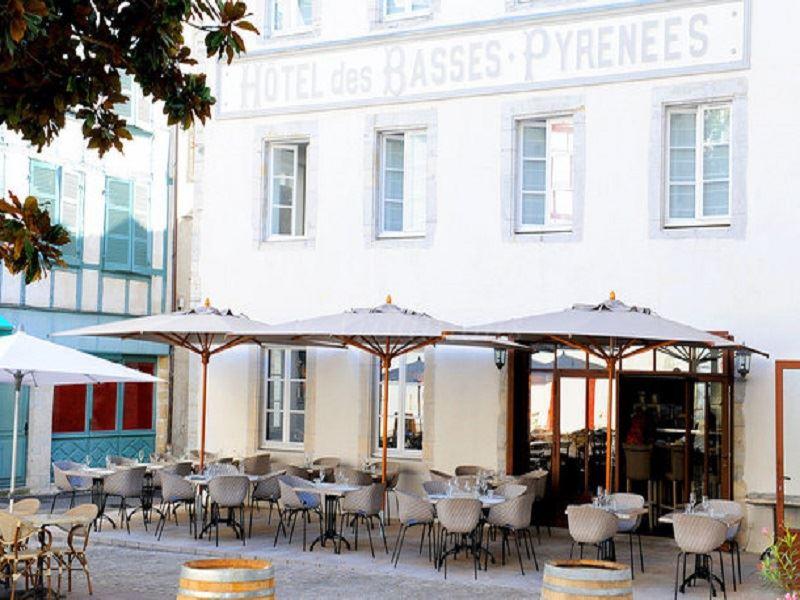 Hôtel les Basses Pyrénées