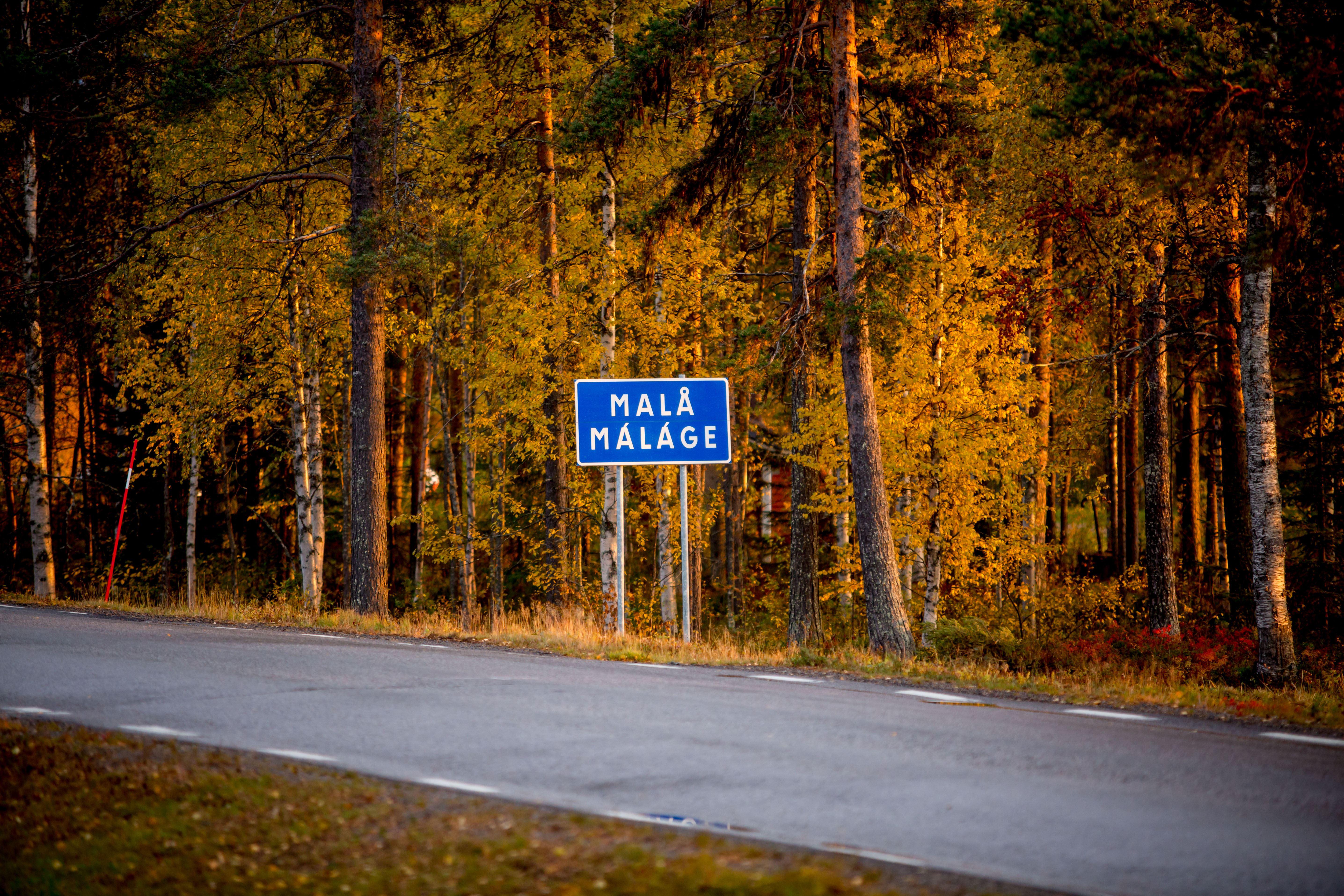 www.ricke.se,  © Malå kommun, Genomgång ortsnamn - Olavi Korhonen