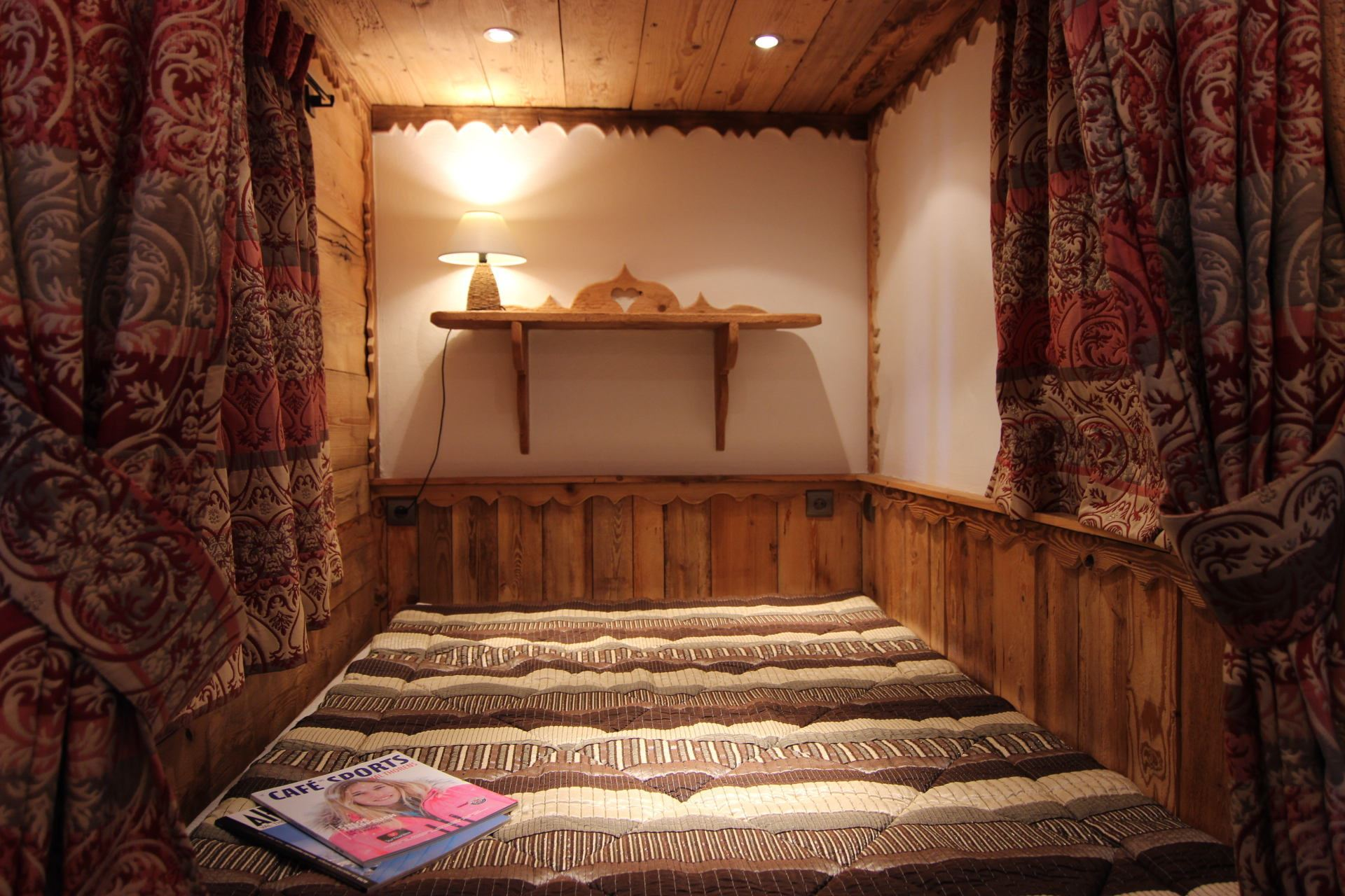 REINE BLANCHE 109 / 3 ROOMS 4 PERSONS - 3 GOLD SNOWFLAKES - VTI