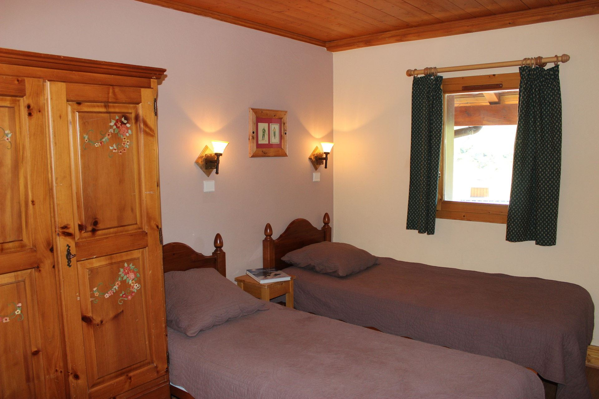 CHALET SELAOU 32 / APARTMENT 5 ROOMS TRIPLEX 10 PERSONS - 4 SILVER SNOWFLAKES - VTI