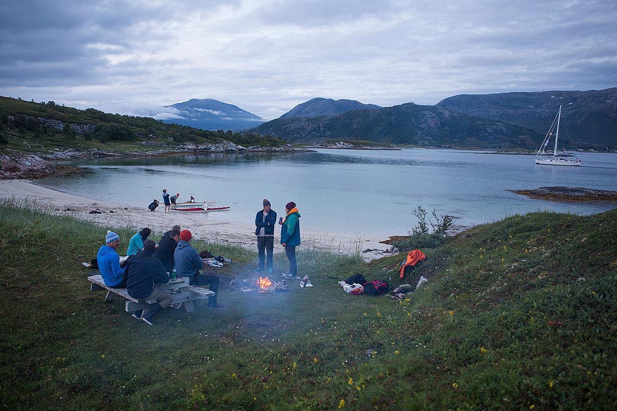 © Mats Grimsæth/SeilNorgeæth/SeilNorge, Rugged nature and wildlife in Arctic Norway - sailing through Lofoten, Vesterålen and Senja