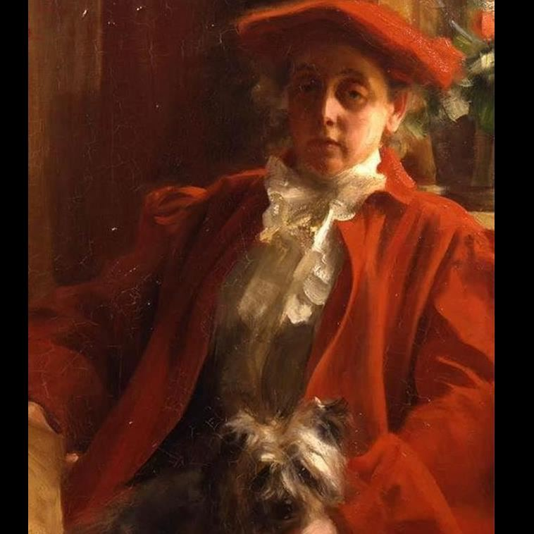 Föreläsning: Emma Zorn - ett porträtt i helfigur