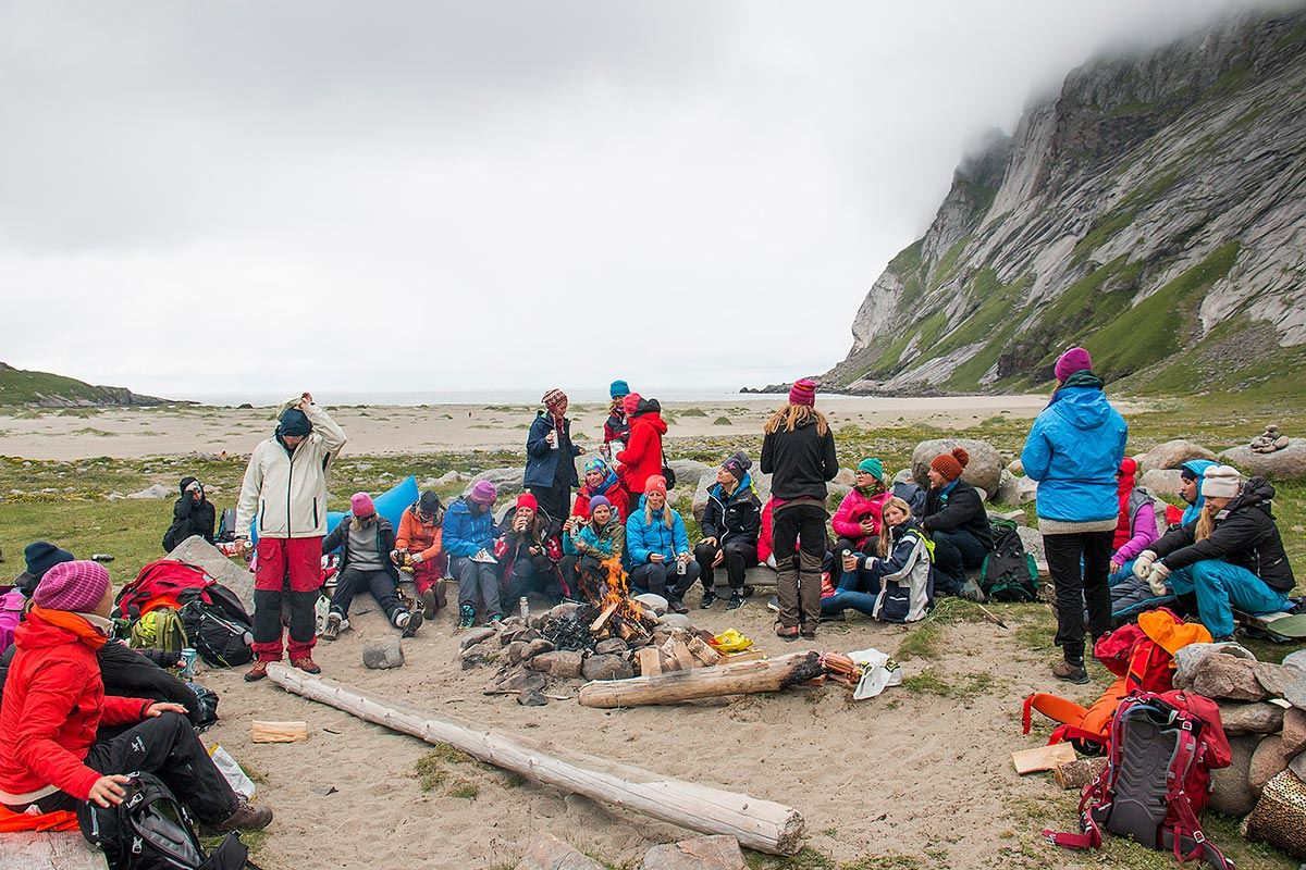 Sea & Mountainsports - explore Helgeland and Lofoten high and low