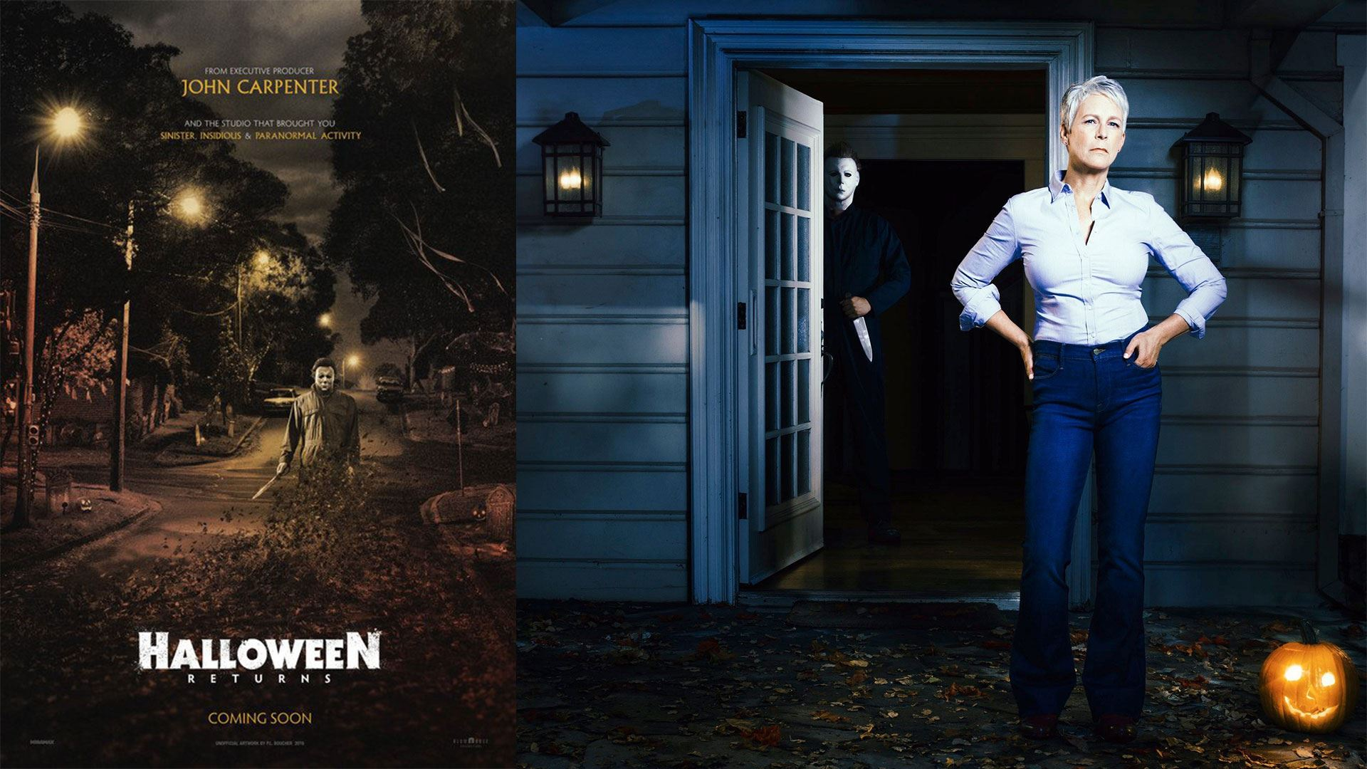 Bio: Halloween Returns