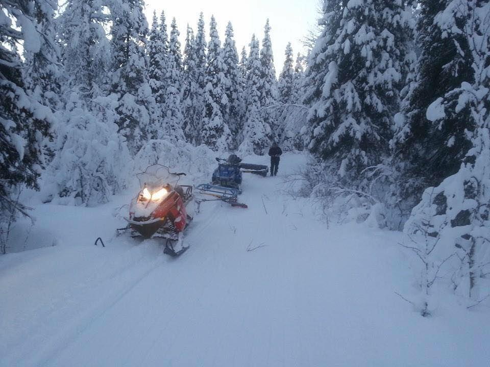 Slussfors snöskoterklubb